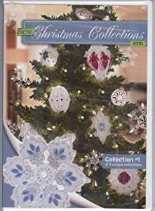 OESD Christmas Collection 2010 Embroidery Designs CD #1