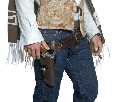 Smiffys-Mens-Belt-And-Holster