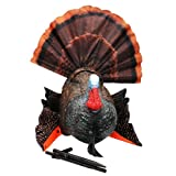 MOJO Outdoors Scoot & Shoot Turkey Hunting Decoy