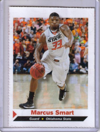 MARCUS SMART OKLAHOMA STATE COWBOYS ROOKIE- 2012-13 SI For Kids MARCUS SMART OKLAHOMA STATE COWBOYS BASKETBALL ROOKIE CARD #276- - TRUE 1st ROOKIE-
