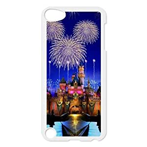 YUAHS(TM) Phone Case for Ipod Touch 5 with Disney castle YAS391517