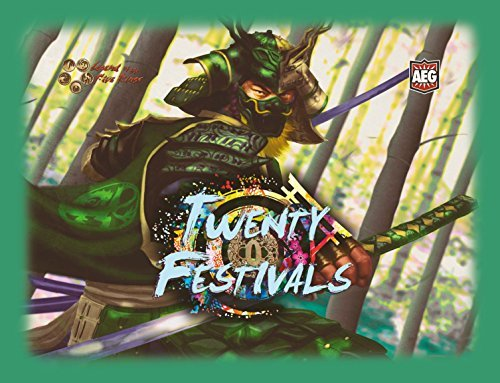 L5R Twenty Festivals Booster Pack Display Card Game by AEG