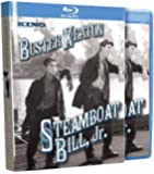 Steamboat Bill, Jr. [Blu-ray]