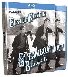 Steamboat Bill, Jr. [Blu-ray]
