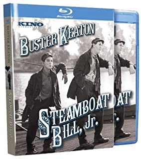 Steamboat Bill, Jr. [Blu-ray] (B003H221MS)   Amazon price tracker / tracking, Amazon price history charts, Amazon price watches, Amazon price drop alerts