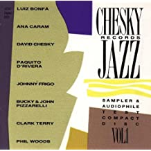 Chesky Jazz Sampler and Audiop