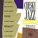 Chesky Records Jazz Sampler & Audiophile Test