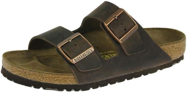 6. Birkenstock Arizona Leather Sandals