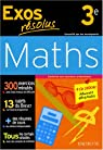 Maths 3e par Fauvergue