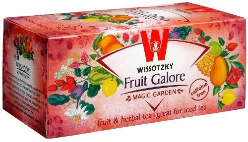 Wissotzky Tea Fruit Galore Tea, 20 Tea ()