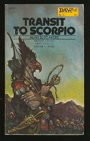book cover of Transit to Scorpio
