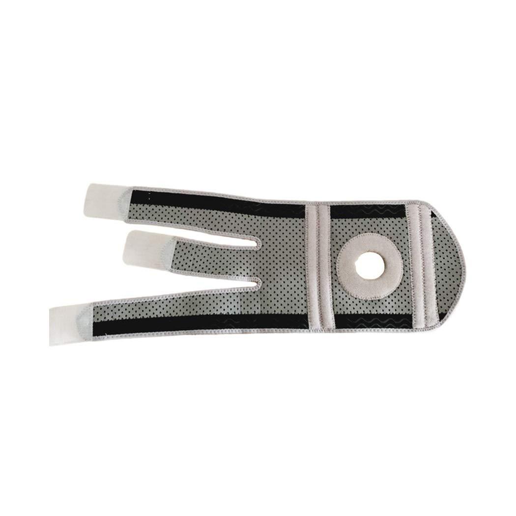 HUIFEI Outdoor Sport Schutzausrüstung Knieschützer Gummi Material Fitness Sport Bergsteigen Sicherheit Knieschützer Atmungsaktiver Komfort