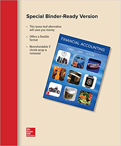 Gen combo looseleaf financial accounting connect access card robert gen combo looseleaf financial accounting connect access card 9th edition fandeluxe Gallery