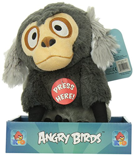 (Angry Birds RIO 8-Inch Monkey with Sound)
