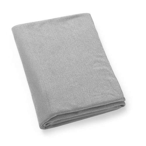 Chicco Lullaby Playard (Models: Baby, Dream & Glow) Replacement Mattress Sheet (Grey/Gray) by Chicco