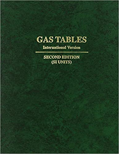 Gas Tables: International Version : Thermodynamic Properties Of Air  Products Of Combustion And Component Gases Compressible Flow Functions :  Includi 2nd ...