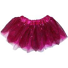 So Sydney Kids, Adult, or Plus Size Sparkle Running Tutu Skirt Halloween Costume