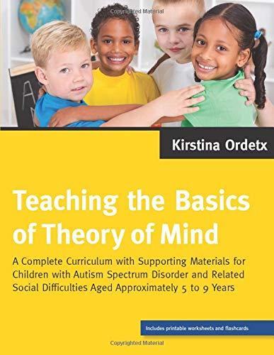 Teaching the Basics of Theory of Mind