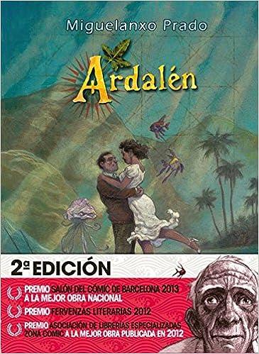 Amazon.com: Ardalén (9788467909982): MIGUELANXO PRADO: Books