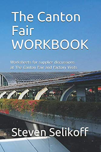 Canton Export - The Canton Fair WORKBOOK