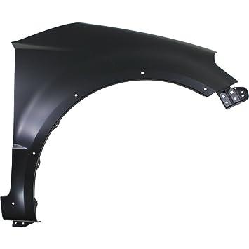 evan-fischer eva16972050349 guardabarros para Suzuki SX4, 07 - 13 derecha lámpara de señal w/o w/Flare agujero Hatchback frontal lateral derecho sustituye ...