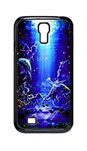 Cool Painting Pisces Snap-on Hard Back Case Cover Shell for Samsung GALAXY S4 I9500 I9502 I9508 I959 -210