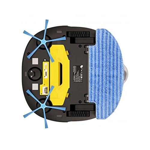 E.ziclean Sweepy One Pets - Robot Aspirateur | Robot Nettoyant