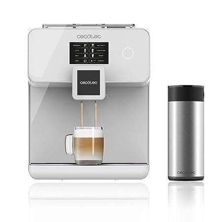 Cecotec Cafetera Espresso Power Matic-ccino 8000 Touch Serie ...