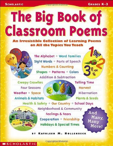 The Big Book Of Classroom Poems ebook
