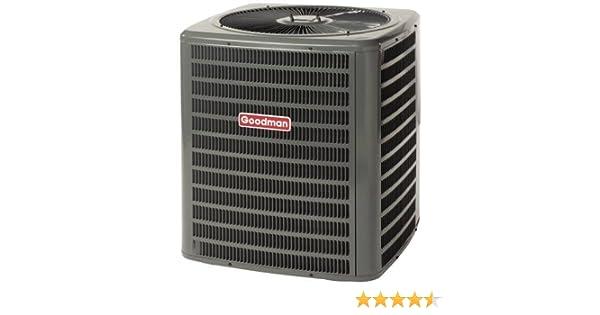 Amazon com: 3 Ton 13 Seer Goodman Heat Pump R-22 - GSH130361: Home