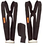 #4: Shoulder Dolly LD1000  2-Person Lifting and Moving System - Easily Move, Lift, Carry, And Secure Furniture, Appliances, Heavy Objects Without Back Pain! Straps and Harnesses for 2 Movers - Great Tool To Add To Moving Supplies!