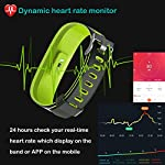 YAMAY-Fitness-TrackersColour-Screen-Fitness-Watch-Waterproof-IP68-Fitness-Tracker-with-Heart-Rate-Monitor-Smart-Watches-Pedometer-Activity-Tracker-for-Women-Men-Call-SMS-SNS-Notification-Push