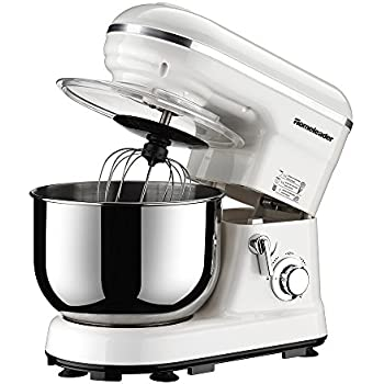 Homeleader Power Stand Mixer Food Kitchen Electric With Double Dough Hook