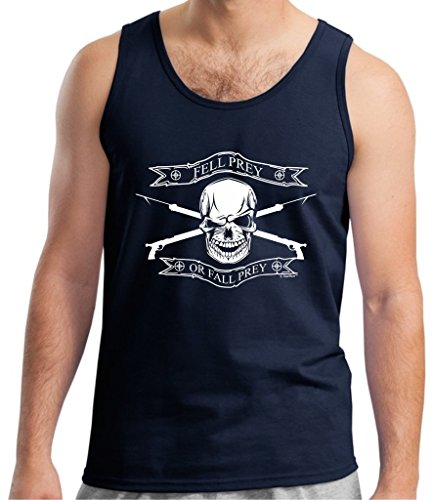 spear-fishing-gift-fell-prey-or-fall-prey-tank-top-small-navy