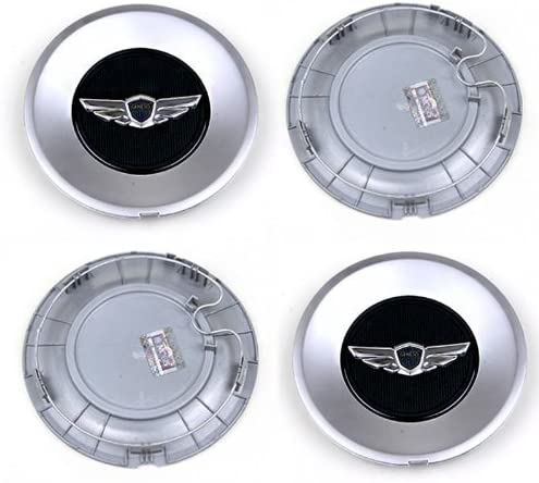TTM Steering Wheel Emblem Center Cap 1-pc Set For 2008 2009 2010 2011 2012 2013 2014 Hyundai Genesis Coupe