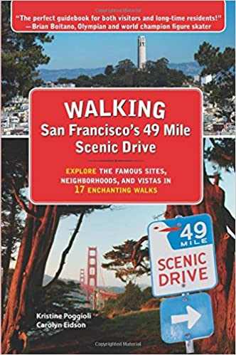 Mile Drive San Francisco Map on