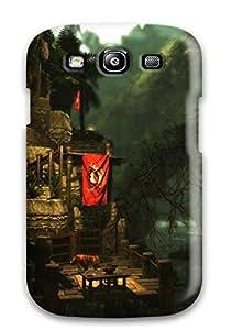 Viktoria Metzner's Shop New Skyrim Tpu Case Cover, Anti-scratch Phone Case For Galaxy S3 8337844K98081341