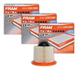 Fram CA8039 Extra Guard Cone-Shaped Air Filters (3 Pack)