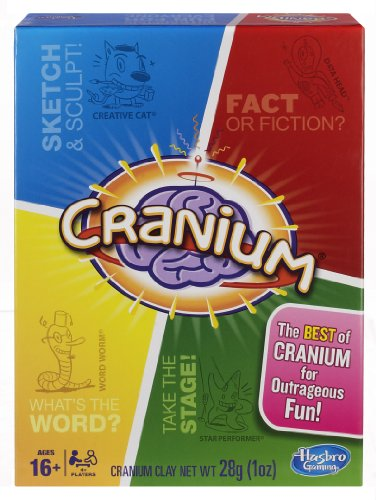 Cranium Party Board Game