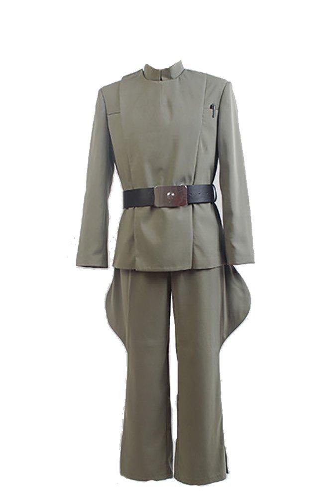 Star Wars Yoda Jedi Obi Wan Kenobi Cospaly Kostüm Kostüm Kostüm Tunika Herren Mantel Weiß, Braun/Beige, XX-Large 94a7df