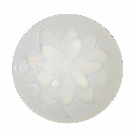 Amazoncom Lotus Flower Shape Polymer Clay Silicone Moldcrafting