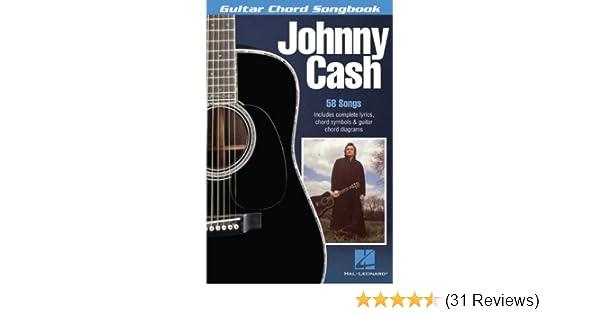 Amazon.com: Johnny Cash - Guitar Chord Songbook eBook: Johnny Cash ...