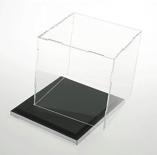 SYLOZ Exhibición De Acrílico Modelo De Gabinete, Pantalla Cubo ...