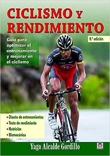 Ciclismo Y Rendimiento por Yago Alcalde epub