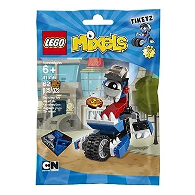 LEGO Mixels Mixel Tiketz 41556 Building Kit: Toys & Games