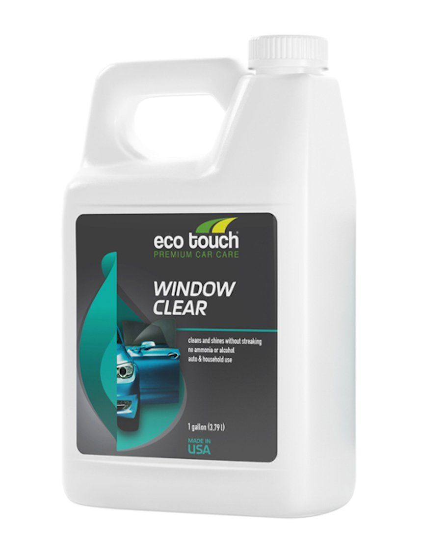 Eco Touch (WCL1G) Window Clear - 1 Gallon by Eco Touch (Image #1)