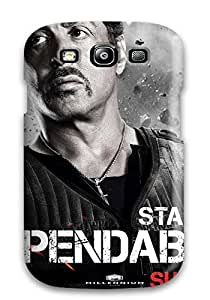Shock-dirt Proof Sylvester Stallone In Expendables 2 Case Cover For Galaxy S3 9616388K28738028