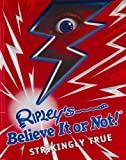 Ripley's Believe It or Not! Strikingly True, Geoff Tibballs and Ripley's Believe It or Not Editors, 1609910001