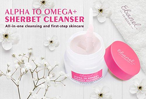 Ebanel Alpha to Omega+ Sherbet Stem Cell Cleanser (Cleansing Balm) (110ml) by Ebanel Laboratories (Image #7)