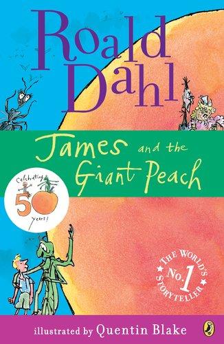 """""""James and the Giant Peach"""" av Roald Dahl"""